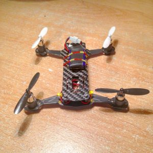 Hubsam X4 Carbon fiber micro h