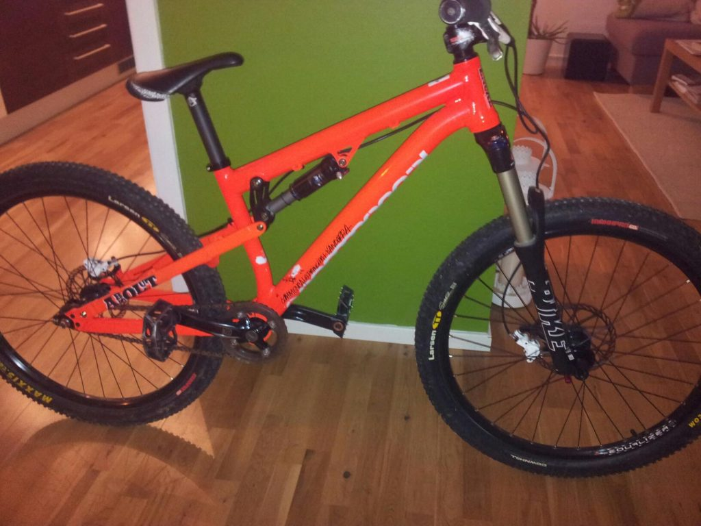2012 Commencal Absolut SX