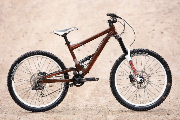 2013 Commencal Supreme Race